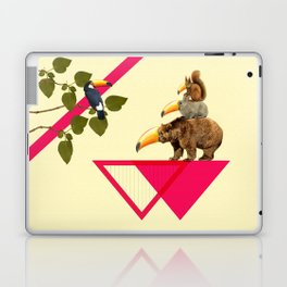 everybody would love to be a toucan  Laptop & iPad Skin