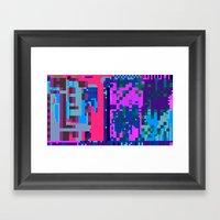 tcanvasmosh45 Framed Art Print