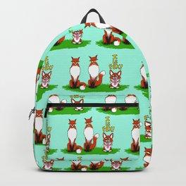 I is FOX! Backpack
