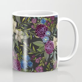 Moody Blooms Coffee Mug