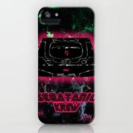 SEGA SEGATANIC SATURN iPhone Case