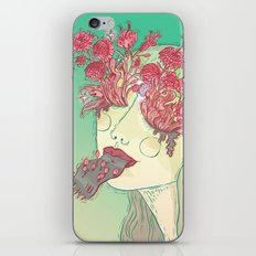 The Eyes of My Eyes are Open - Everything Which Is Yes iPhone & iPod Skin