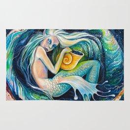 Sweet Dreams (Little Mermaid) Rug