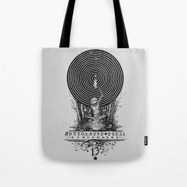 Clockworks Light Tote Bag