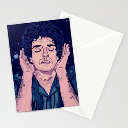 Crema de Estrellas - Gustavo Cerati Stationery Cards
