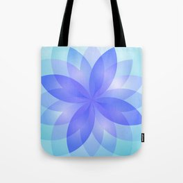 Abstract Lotus Flower G303 Tote Bag