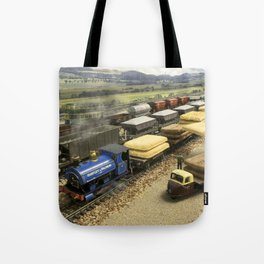 Taking the Biscuit Tote Bag