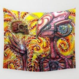 Imagining Cro magnon  Wall Tapestry