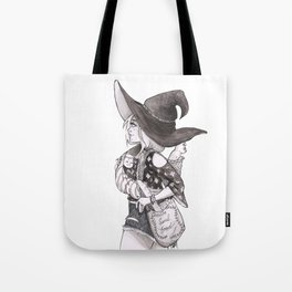 Soul Food Witch Tote Bag