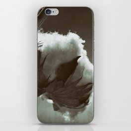Cotton iPhone Skin