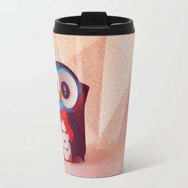 Owly Halloween costume Travel Mug