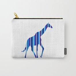 Bestriped Giraffe Carry-All Pouch