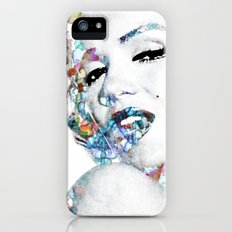 Marilyn Monroe (NOW WITH MORE SIZES) iPhone (5, 5s) Slim Case