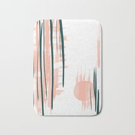Morning in Japan Bath Mat