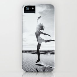 0882 Sandy Dune Nude - Hedy's Streak iPhone Case