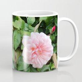 Pale Pink Garden Beauty Coffee Mug