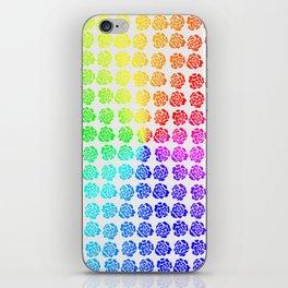 Roses pattern VI iPhone Skin