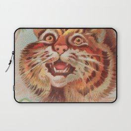 American Wild Cat by A&G Laptop Sleeve