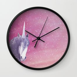 I exist Wall Clock