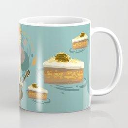 Pineapple Carrot Nut Cake Coffee Mug