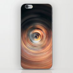 Copper Sphere iPhone & iPod Skin