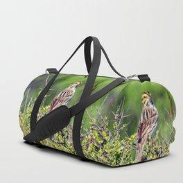 Savannah Sparrow Duffle Bag