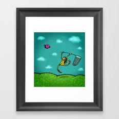 Butterfly01 Framed Art Print