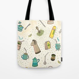 YERBA MATE LOVE Tote Bag