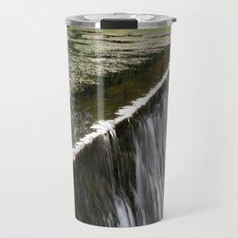 Water falling Travel Mug