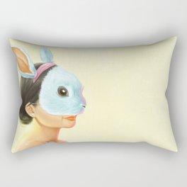 Nueve Rectangular Pillow