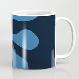 Sea tangle - midnight Coffee Mug