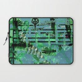 Green Dervish Laptop Sleeve