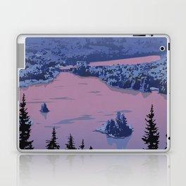 Parc National du Mont-Tremblant Laptop & iPad Skin