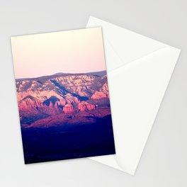 ARIZONA - RED ROCKS Stationery Cards