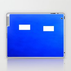 Minimalism Electric Blue Laptop & iPad Skin