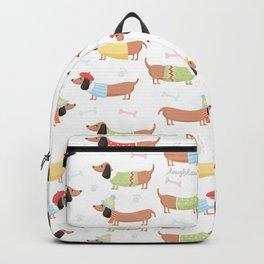 Cute Bassotti Backpack