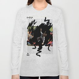 Lucy Returns from Her Adventures in the Void in the Middle of a Bouncy Party Long Sleeve T-shirt