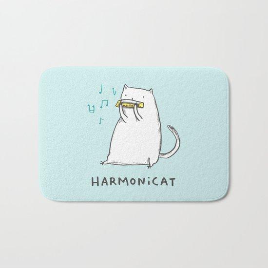 Harmonicat Bath Mat