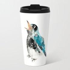 Bluebird Birthday Wish Travel Mug
