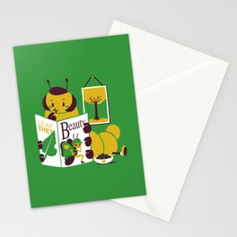 Beauty Mag Stationery Cards