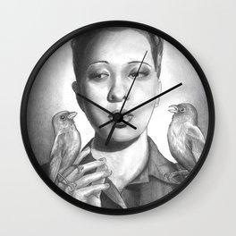 Queen Josephine Wall Clock
