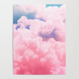 Candy Sky Poster