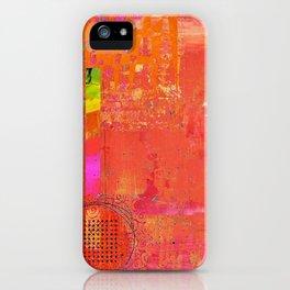 Hotness iPhone Case