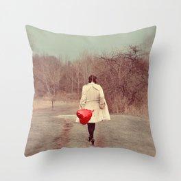 You've Gotta Have Heart Throw Pillow