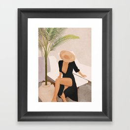 That Summer Feeling I Framed Art Print