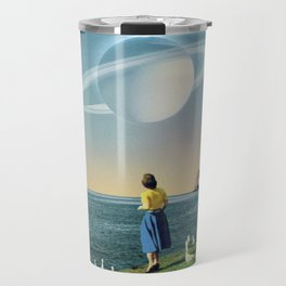 Watching Planets Travel Mug