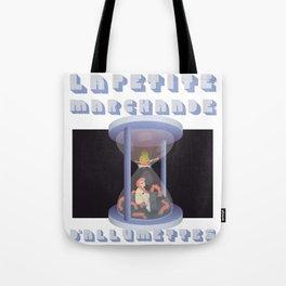 La Petite Marchande d'Allumettes Tote Bag