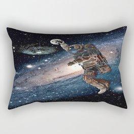 Space Dunk Rectangular Pillow