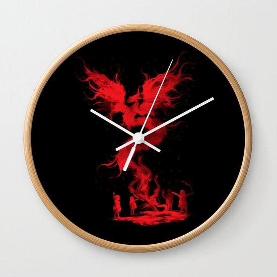 Let's the magic begin... Wall Clock
