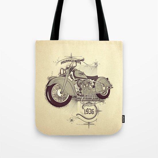1936 indian Tote Bag